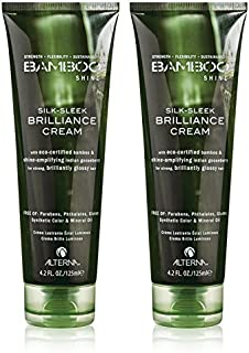 Bamboo Shine Silk-Sleek Brilliance Cream, 4.2-Ounce, 2-Count