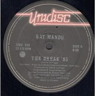 Kat Mandu - The Break '85 - Black Sun - 12BS-038