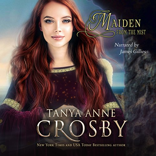 Maiden from the Mist audiobook cover art