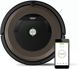 iRobot Roomba 896, Pl?stico, Negro, Marr?n