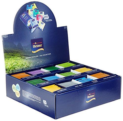 Meßmer Selection Box | Auswahl der beliebtesten Meßmer-Sorten | 180 Teebeutel | das perfekte Tee -Geschenk | Kräutertee | Schwarzer Tee | Grüner Tee | Früchtetee