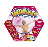 Wubble Bubble Ball With Pump (pink)