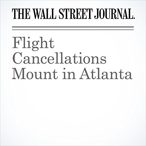 Flight Cancellations Mount in Atlanta copertina