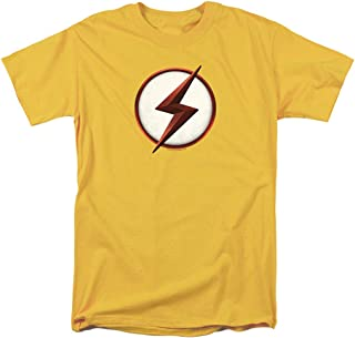 The Flash TV Series Kid Flash Logo T Shirt & Exclusive Stickers