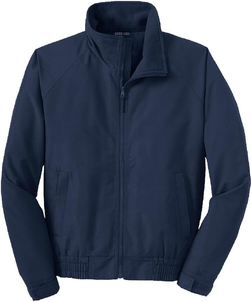Joe's USA - Mens Lightweight Max 67% OFF Fleece Same day shipping Lined Jackets Regular Bi in
