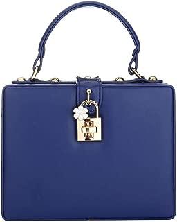 Box Bag Crossbody Bag for Women Top Handle Tote Shoulder Satchel Bag Handbags Clutch Purses
