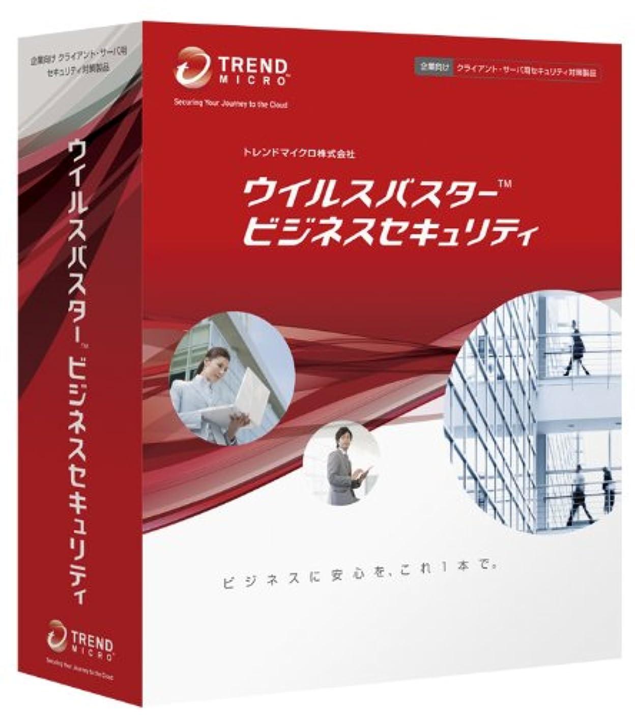 軽一次ミュウミュウPKG ウイルスバスター ビジネスセキュリティ 新規 5ユーザ