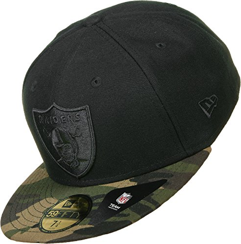 New Era Camo 9Fifty Oakland Raiders Cap camo 60 (7 1/2)