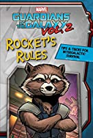 Marvel Guardians of the Galaxy: Rocket's Rules: Tips & Tricks for Intergalactic Survival (2) (Replica Journal)
