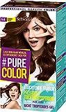 SCHWARZKOPF #PURE COLOR Coloration, Haarfarbe 5.6 Schokosucht Stufe 3, 1er Pack (1 x 143 ml)