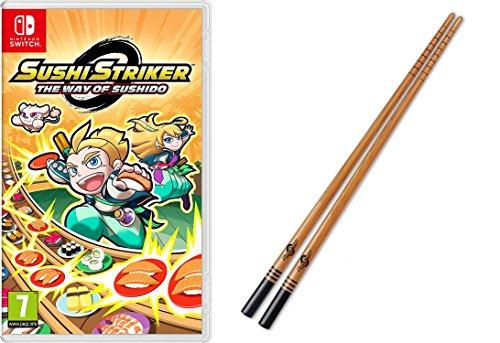 Sushi Striker: The Way Of Sushido + Palillos Sushi...