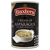 Baxters Crema de Espárragos Sopa 400g x6