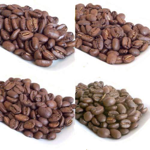 「アジア産」コーヒー飲み比べセット[合計400g] (豆の状態のまま)
