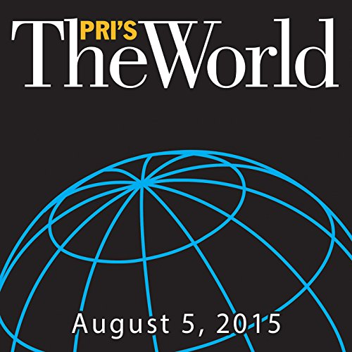 The World, August 05, 2015 audiobook cover art