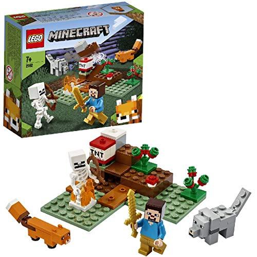 , juguetes minecraft Carrefour, MerkaShop