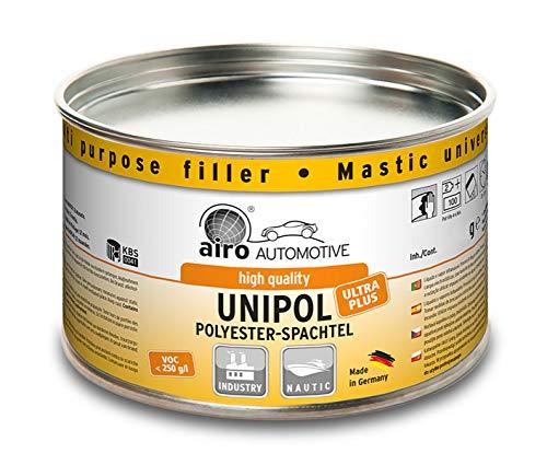 1kg Unipol Ultra Plus styrolreduziert (Polyester-Spachtel) inkl. 25g Härter