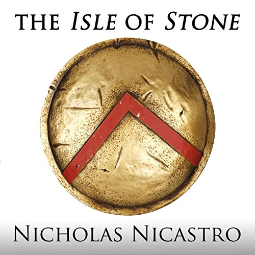 The Isle of Stone audiobook cover art