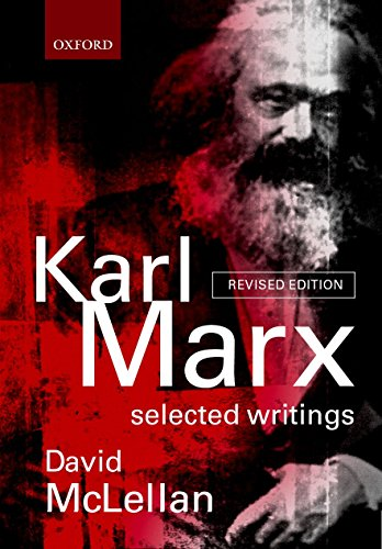 Karl Marx: Selected Writings, 2nd Edition