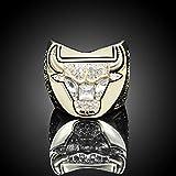 G-J Champion Ring Fan High-End Collection Ring Fans Anillo de Decoración de Regalo, Imagen, Número 10, Imagen, Numero 11