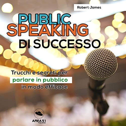 Public Speaking di successo copertina