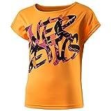 Energetics - Maglietta da Bambino Zarita II Jrs, Colore Arancione