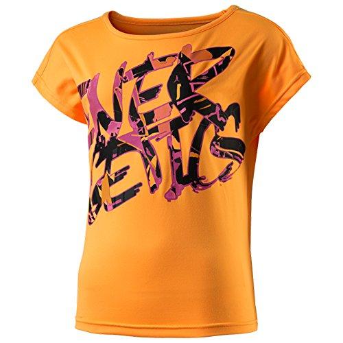 Energetics kinder T-shirt Zaria II JRS, oranje, 116