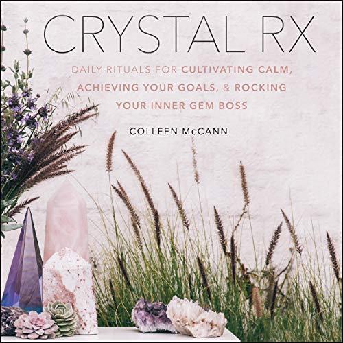 Crystal Rx audiobook cover art