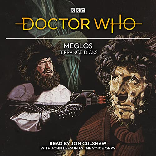 Doctor Who: Meglos cover art