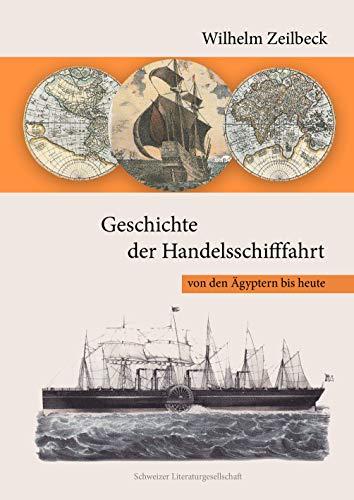 Geschichte der Handelsschifffahrt: von den Ägyptern bis