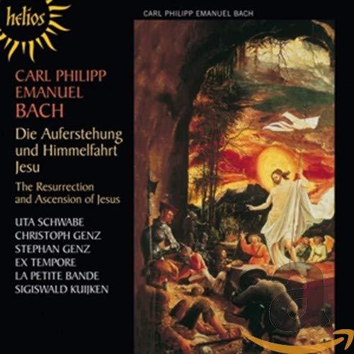 Carl Philipp Emanuel Bach : Die Auferstehung Und Himmelfahrt Jesu