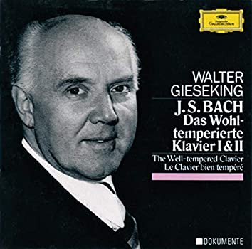 Bach: The Well-Tempered Clavier Book I& II BWV 846-893