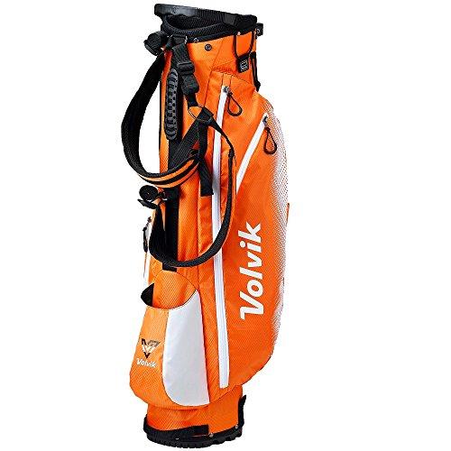 Volvik Un Sac de Golf avec Support–Orange