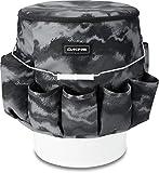 Dakine Dark Ashcroft Camo Party Bucket Insulated Water Resistant Cooler Bag