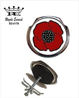 Fittings Royale Car Grill Badge 2ND ROYAL TANK REGIMENT B2.3414