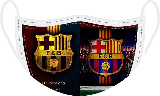 FC Barcelona - Maschera da calcio : Amazon.it: Sport e tempo libero
