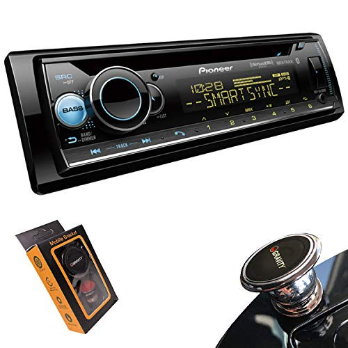 Buy Bargain Pioneer DEH-S6200BS CD Receiver with Enhanced Audio Functions, Pioneer Smart Sync App Co...