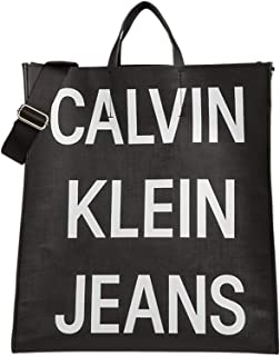 Calvin Klein Tote Bag for Men-Black