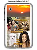 Onozo Coque personnalisée Samsung Galaxy Tab 2-7 P3100 - avec Vos Photos.