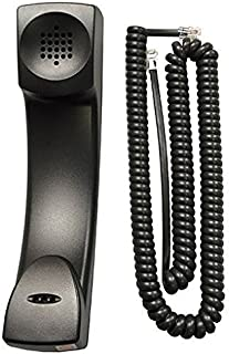 Polycom 5-Pk Hd-Voice Handset And Cord For VVX 500/600/1500 - Part Number 2200-17680-001