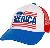 Patriotic Party Spirit Hat