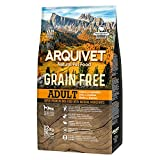 Arquivet Pienso natural para perros adultos - Grain free - Sin grano - Pavo...