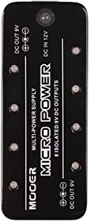 MOOER Micro Power Effects Power Supply