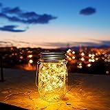 30 LED Lanterne da Esterno,Lanterna Solare,Luci Solari Giardino,Lanterna da Campeggio,Lamp...