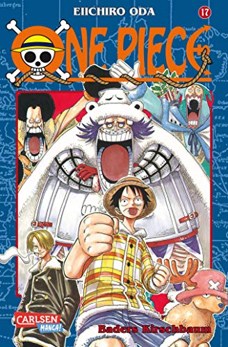 One Piece, Bd.17, Baders Kirchturm
