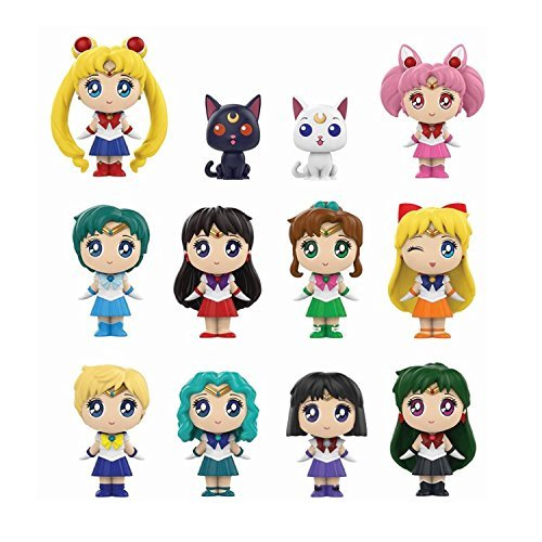 Funko Figura Mystery Mini Sailor Moon, (0889698144339)