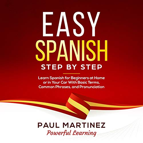 Easy Spanish Step-by-Step cover art