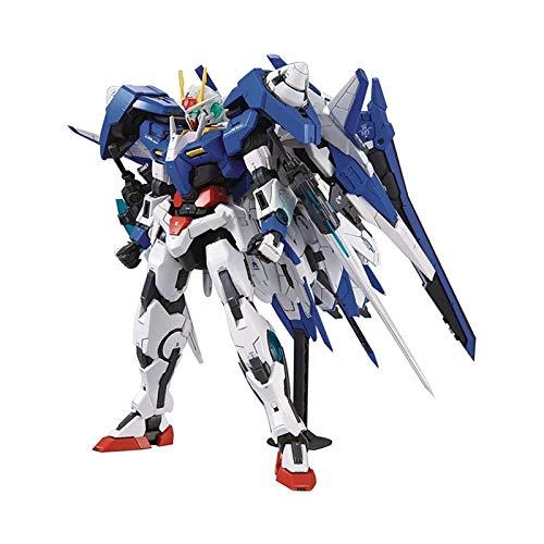 WCCCY Gundam, Gunpla PB Limited MG 1/100 00 XN Raiser 00R Gundam Assembly Strengthened Great Sword Gift