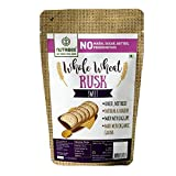Whole Wheat Rusk (Sweet) Pack of 3