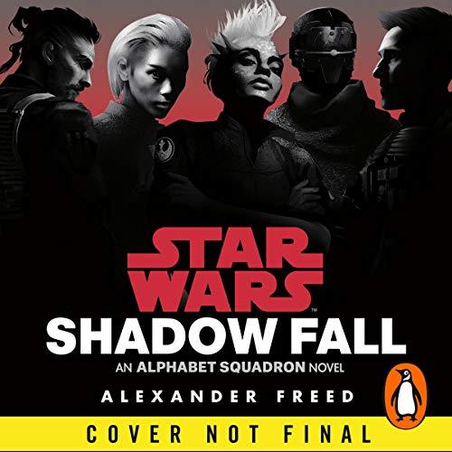Star Wars: Shadow Fall cover art