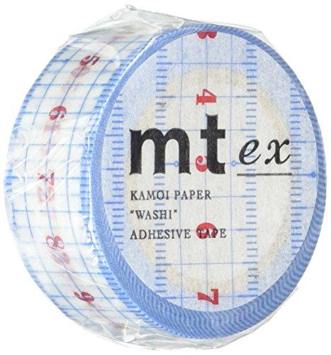 MT 和紙マスキングテープ 定規 20mm x 10m (MTEX1P96)